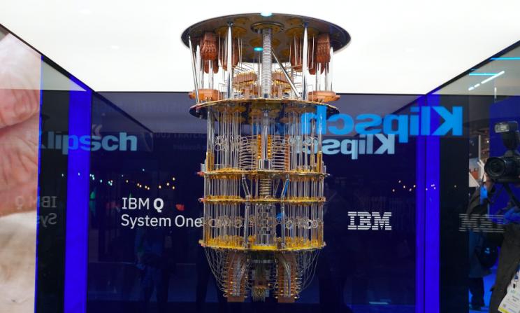 IBM kvantumszámítógép